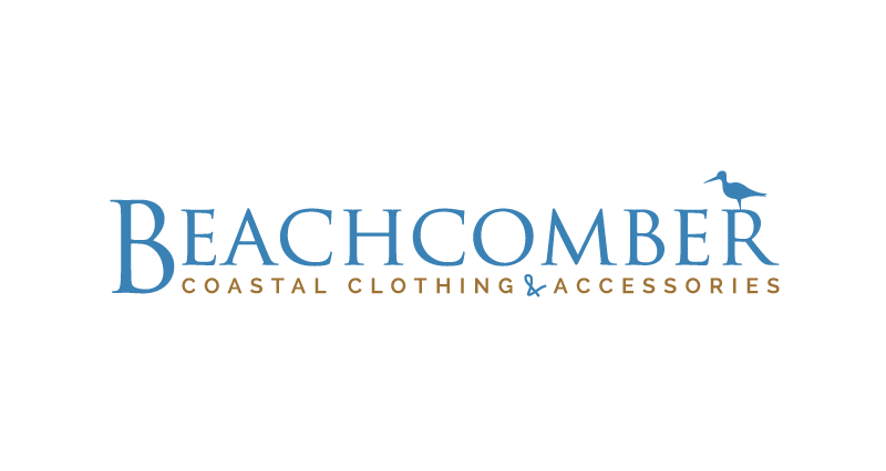 Beachcomber Logo Design
