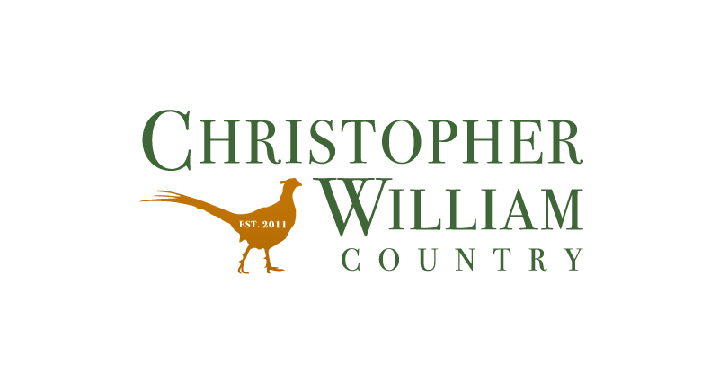 Christopher William Country Logo Design