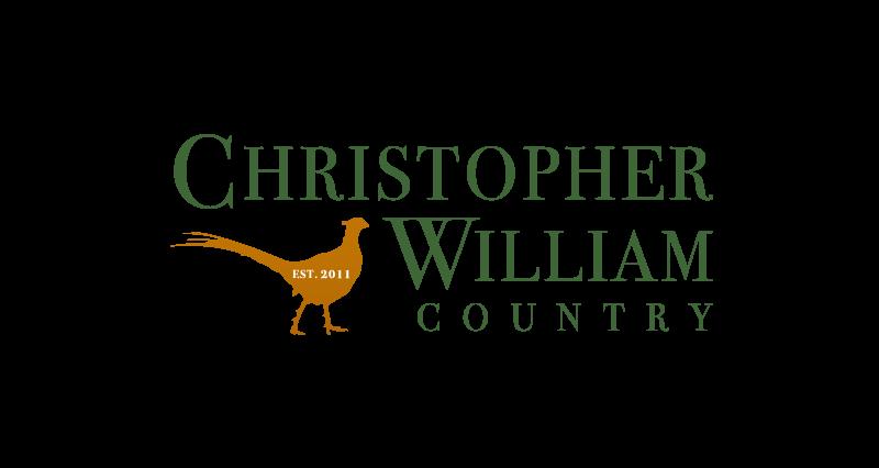 Christopher William Country Logo Design