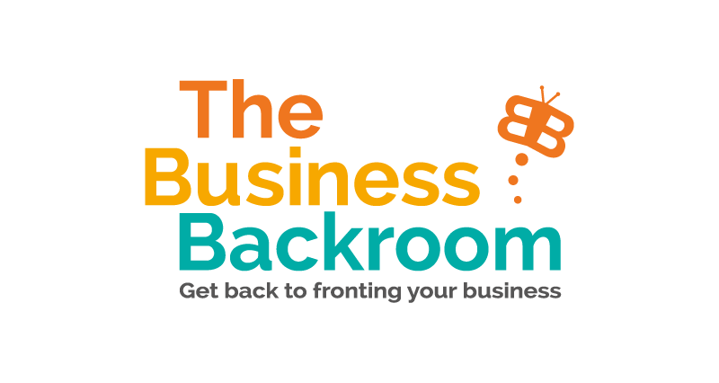 The Business Backroom Logo Design