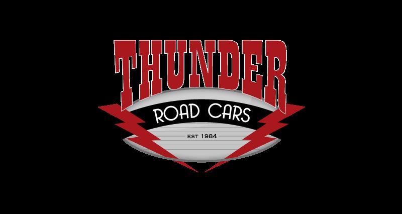 Thunder Road Cars Logo Design