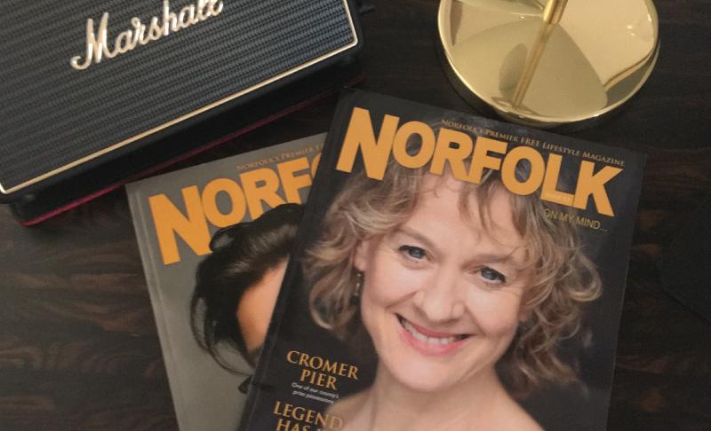 Norfolk On My Mind Table