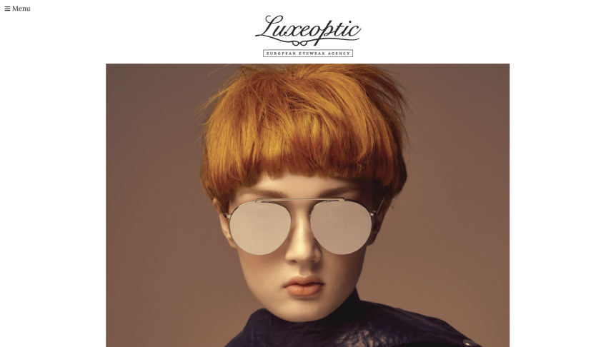 Luxeoptic Website Design