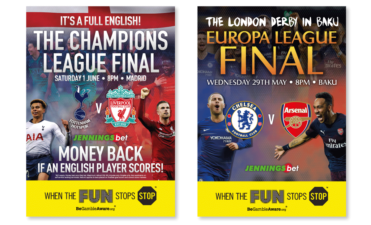 JenningsBet European Football Finals