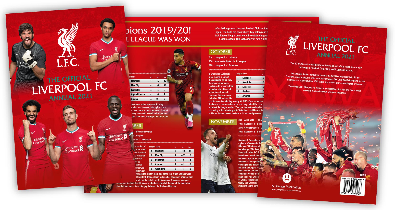 Liverpool Annual 2021